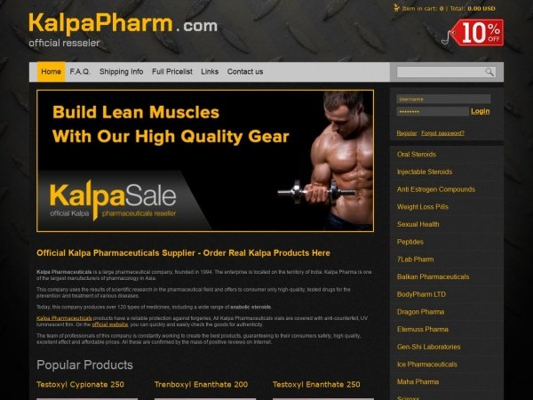 kalpapharm.com reviews