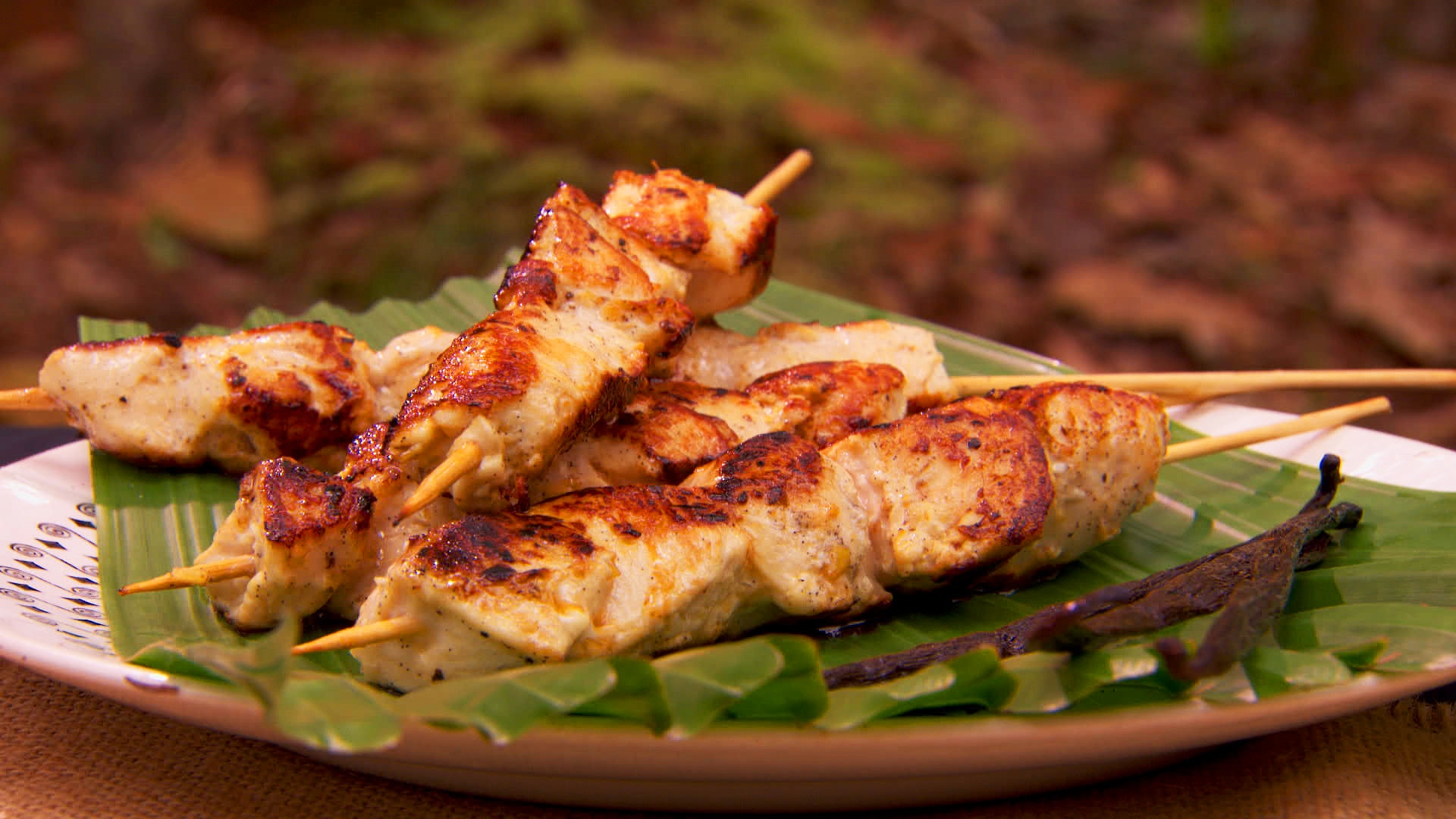 Lime Chicken Skewers - Steroids Live