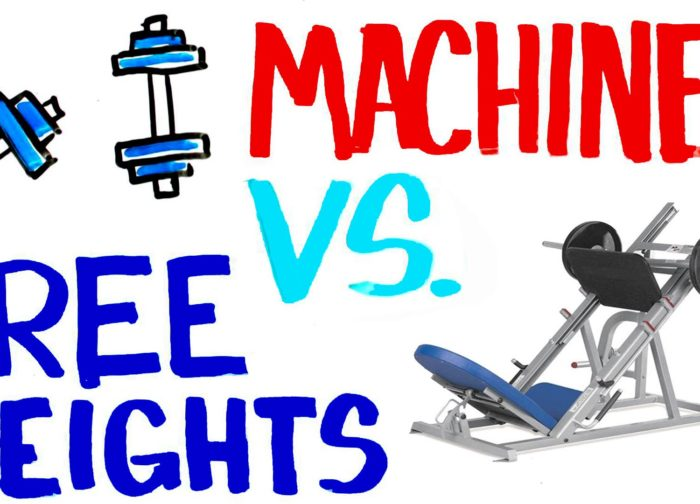 machines vs free weights