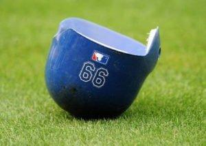 Manny helmet