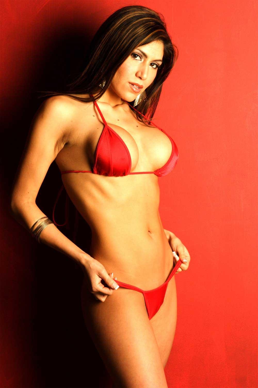 Mary Castro Sexy Fitness Model Women Bodybuilder