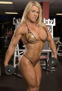 Melissa Dettwiller Bodybuilder