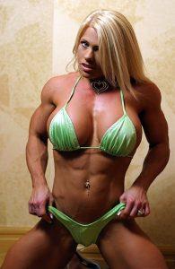 melissa dettwiller woman bodybuilder