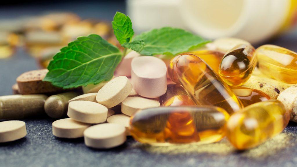 multi vitamin supplements