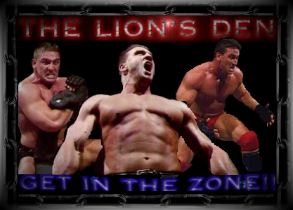 Ken Shamrock's Elite Fight Team