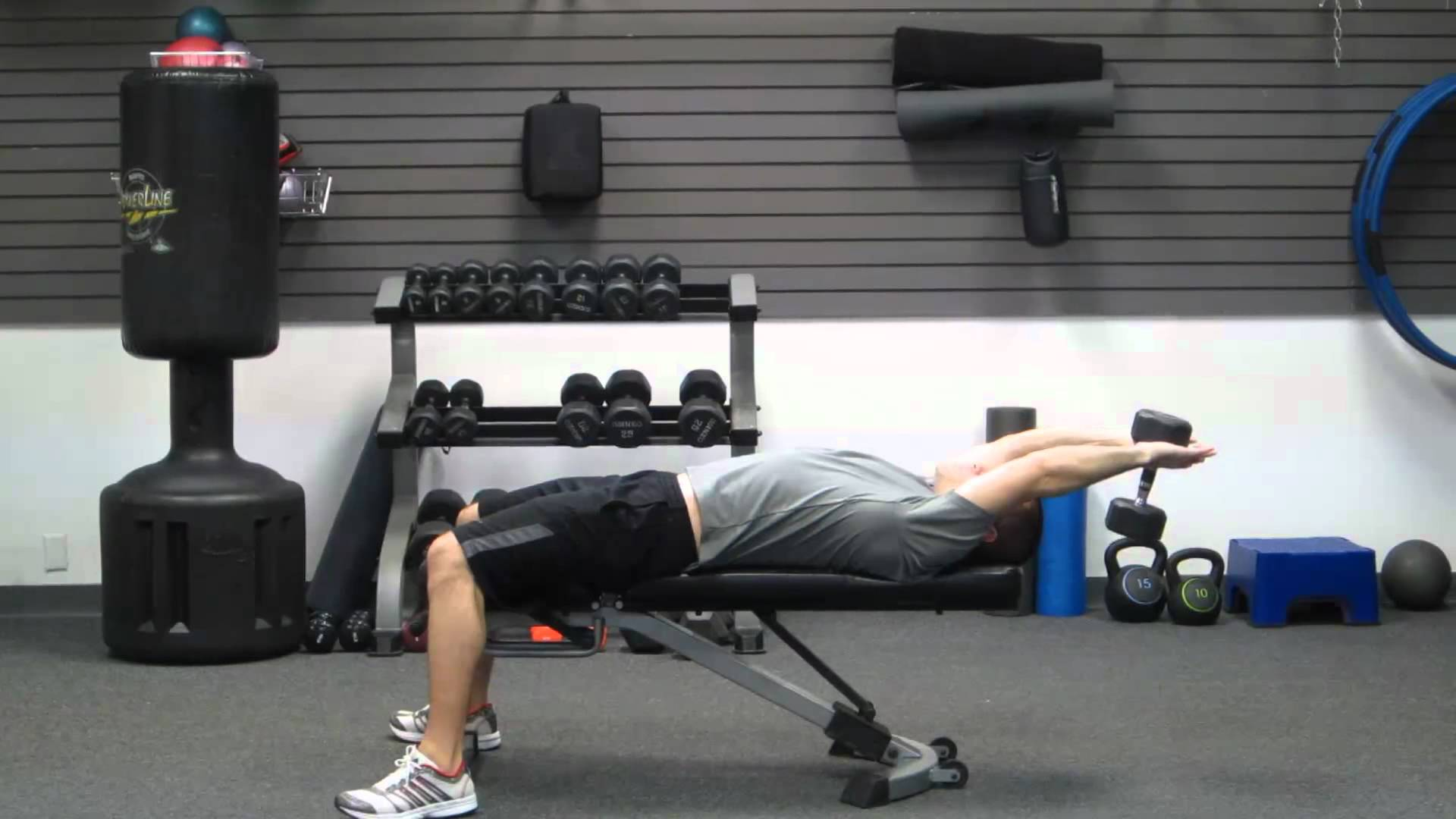 Pullover Exercise Pull Overs For Back And Chest Workout