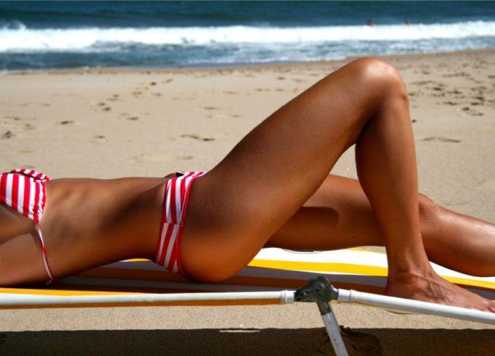 safe sun tanning