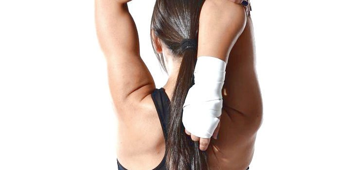 shoulder stretching exercise