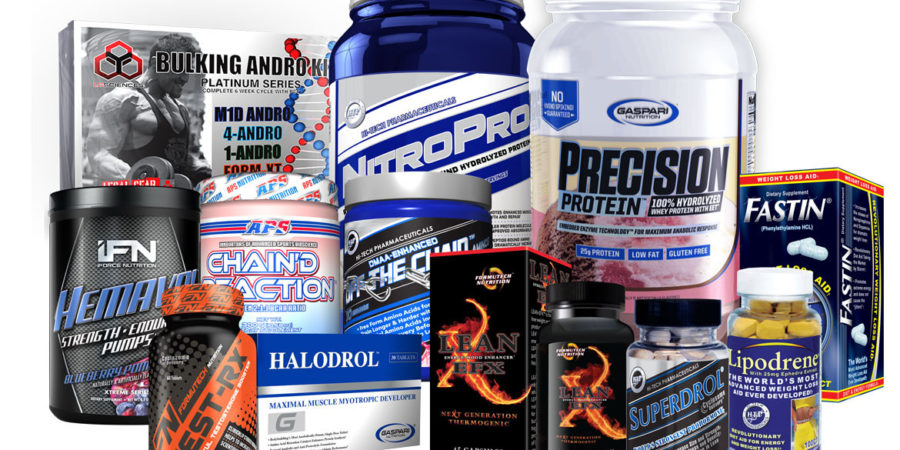 supplements for a weight training