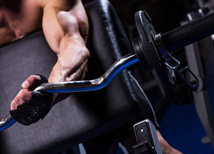 triceps tri sets