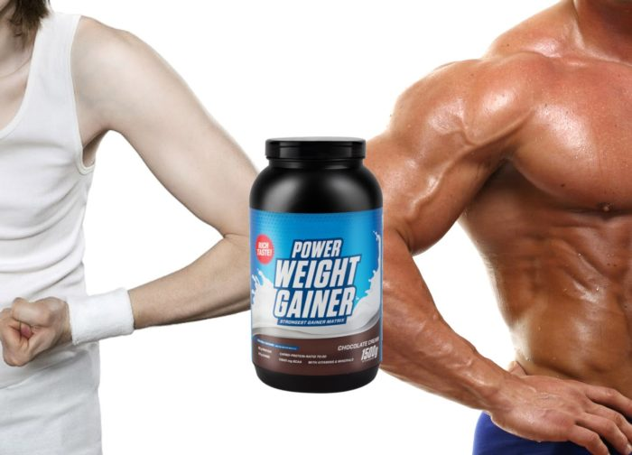 Weight Gainer Supplements