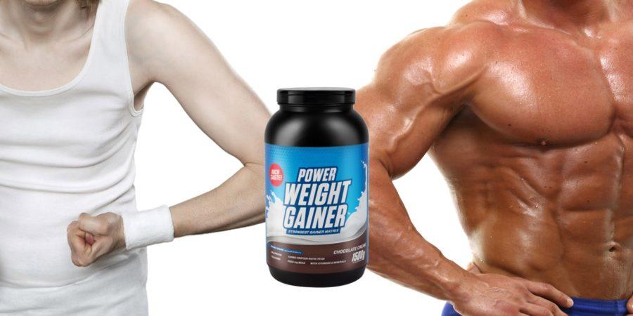 Weight Gainer Supplements